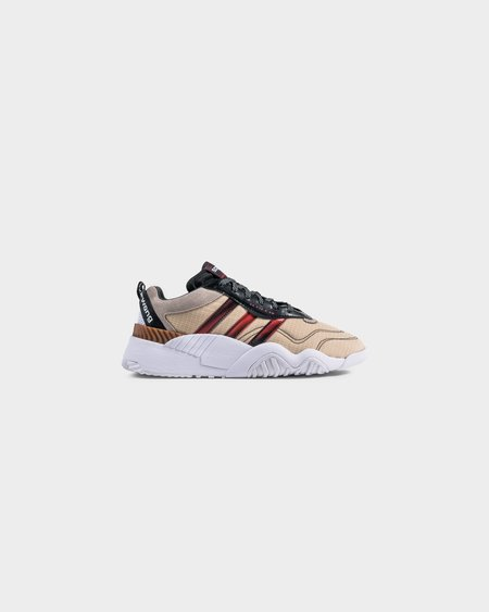 Adidas Statement x Alexander Wang Turnout Trainer - Core Black/Light Brown/Bright Red