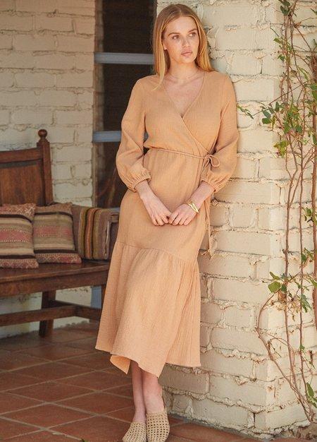 Rachel Pally Gauze Dania Dress - Mesa