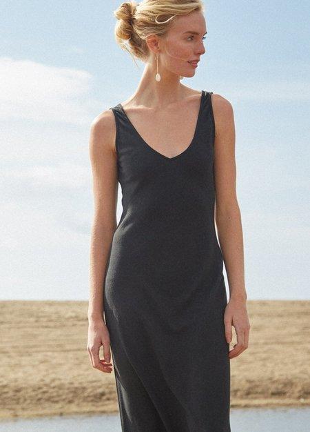 Rachel Pally Linen Simona Dress - Black