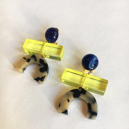 Rachel Comey Stroller Earrings