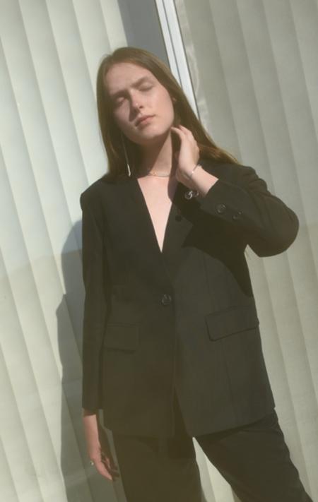 Jeana Sohn Cate Blazer - Black