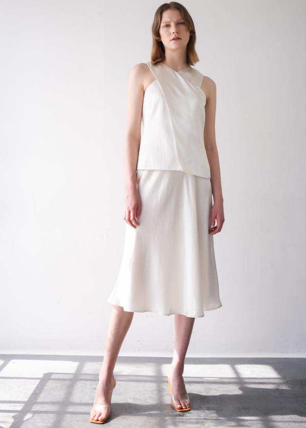 Mar Skirt - ivory