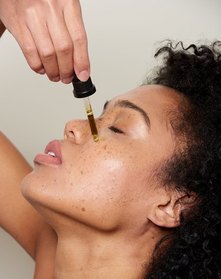 Heart of Gold Flying Dreams Oil serum