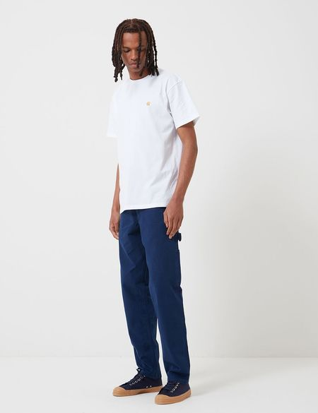 Stan Ray Overdyed Painter Pant - Navy Blue