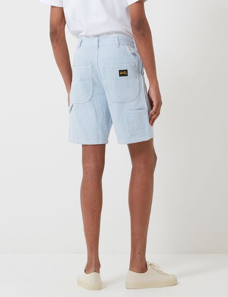 Stan Ray Painter Shorts - Bleached Hickory