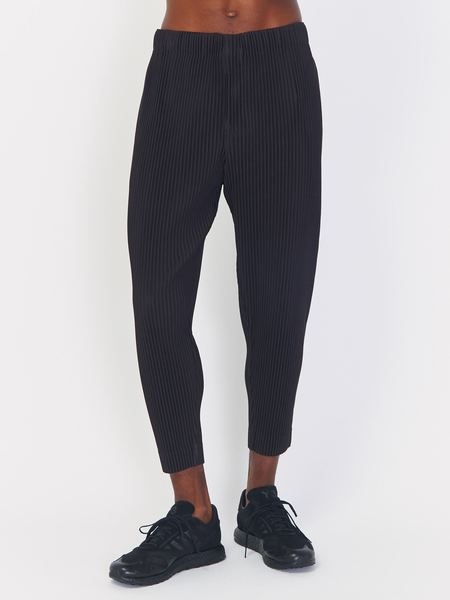 Issey Miyake Tapered Pant - Black