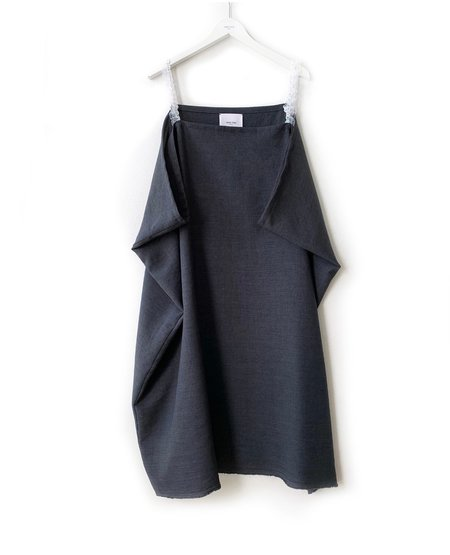 AKIKO TSUJI Minute Dress - Gray
