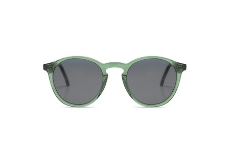 KOMONO Aston Sunglasses - Mint
