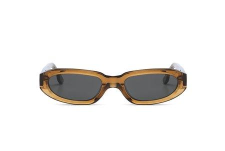 KOMONO Dan Sunglasses - Sand