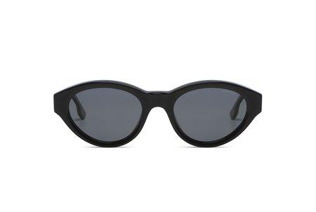 KOMONO Kiki Sunglasses - Black