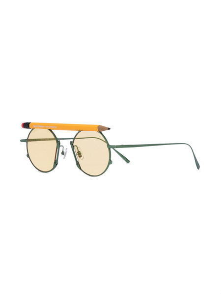 Henrik Vibskov PENCIL GLASSES - YELLOW