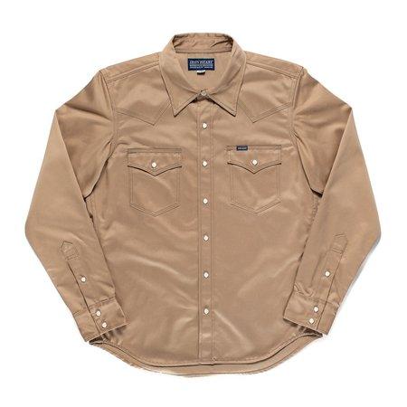 Iron Heart Shirt - Beige