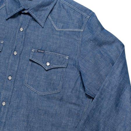 Iron Heart Shirt - Indigo