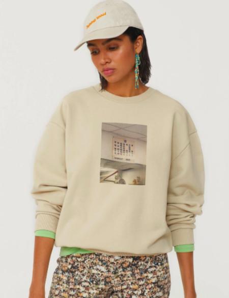 unisex Paloma Wool Hostal Chinatown Sweatshirt