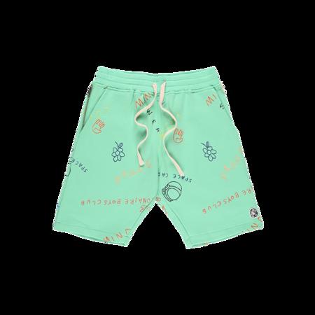 Billionaire Boys Club Jott Shorts - Spring Bud