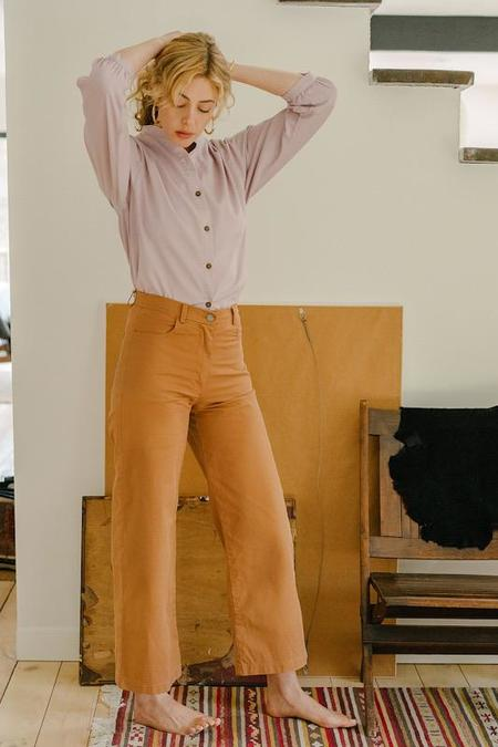 Loup Toni Pants - Tan