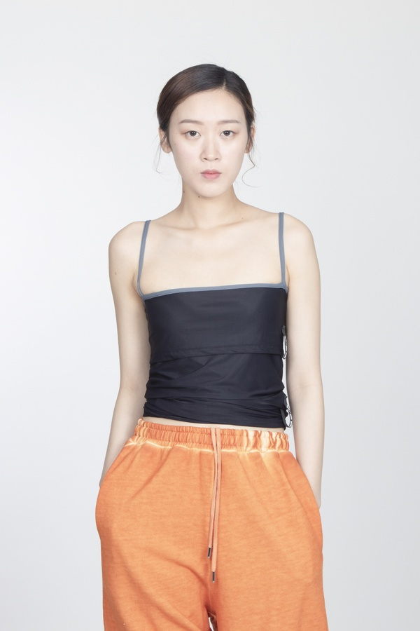Y/project LAYERED TANK TOP
