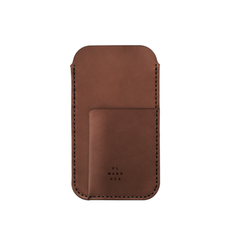 MAKR iPhone 11 Pro / X / XS Card Sleeve