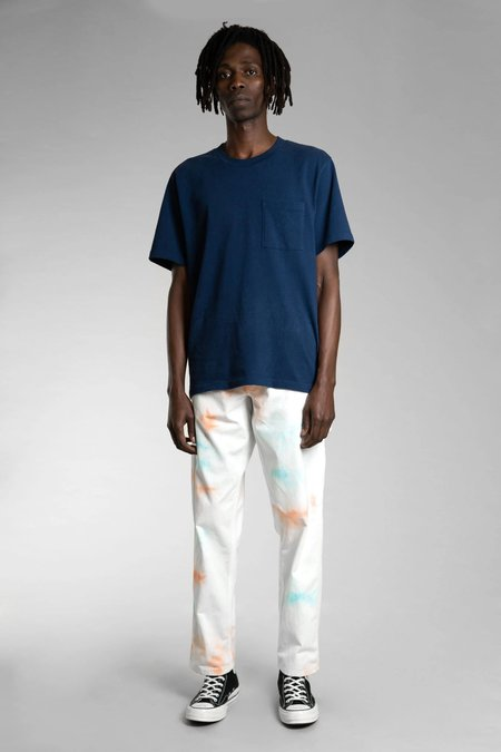 Stan Ray OG Painter Pant - Coral/Parrot