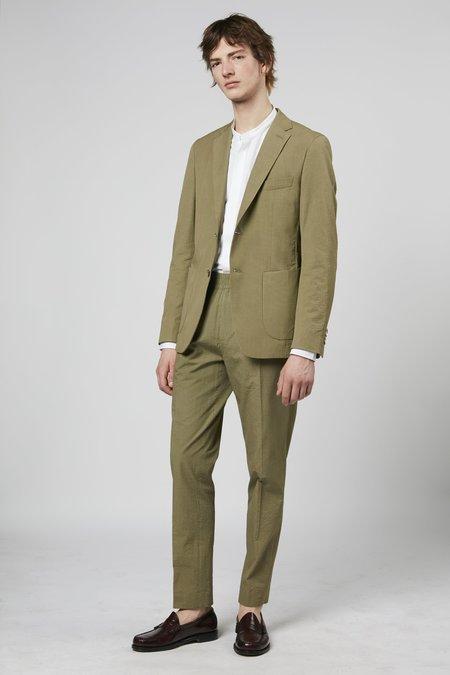 Harmony Paolo trousers cotton - khaki