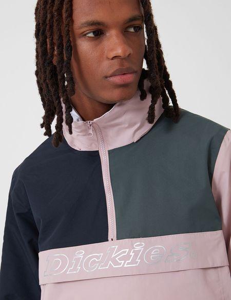 Dickies Norcross Hooded Waterproof Jacket - Violet/Pink