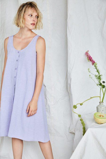 Eve Gravel Nymphea Dress - Lavender