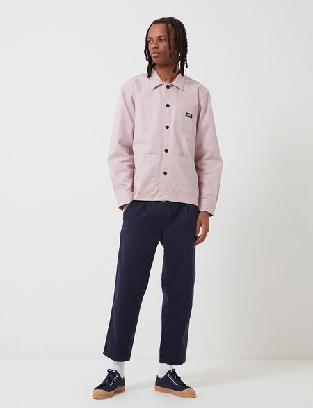 Dickies Caprock Overshirt - Violet/Pink