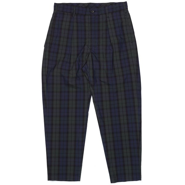 Engineered Garments Carlyle Pant - Blackwatch Nyco Cloth