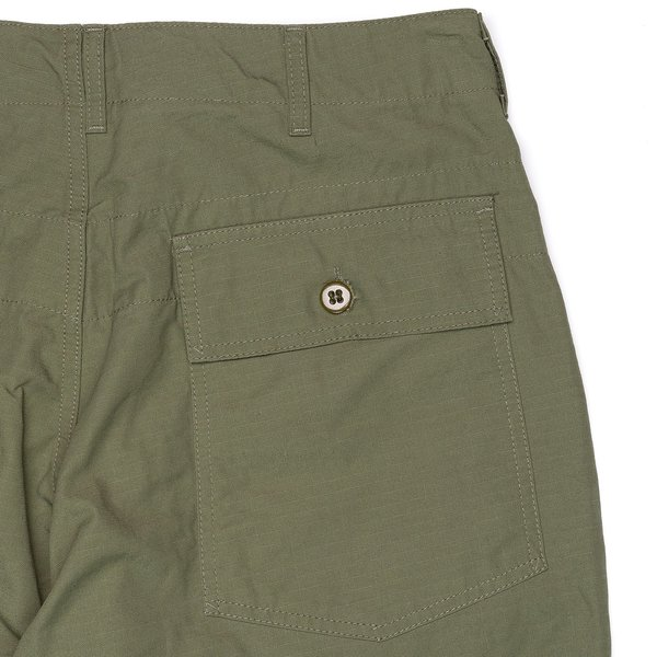 Engineered Garments Fatigue Pant - Olive Cotton Ripstop