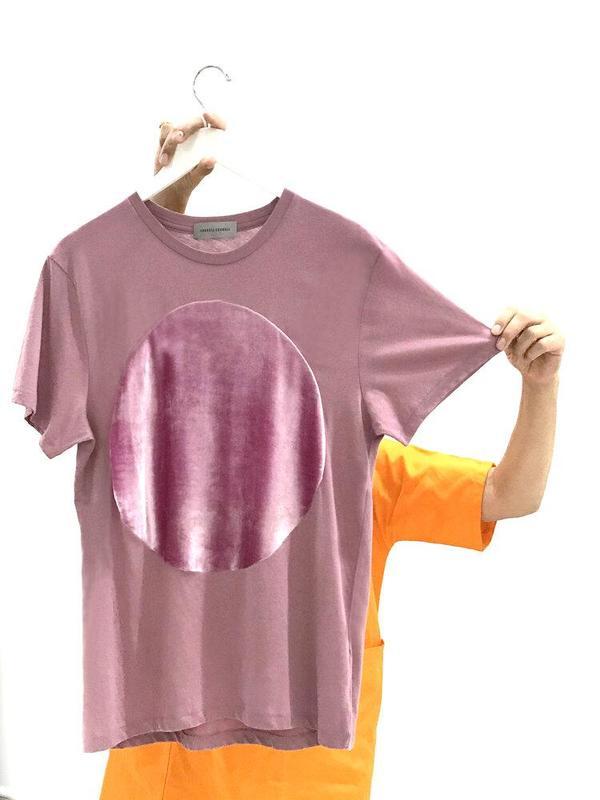 Correll Correll Velvet Circle T Shirt