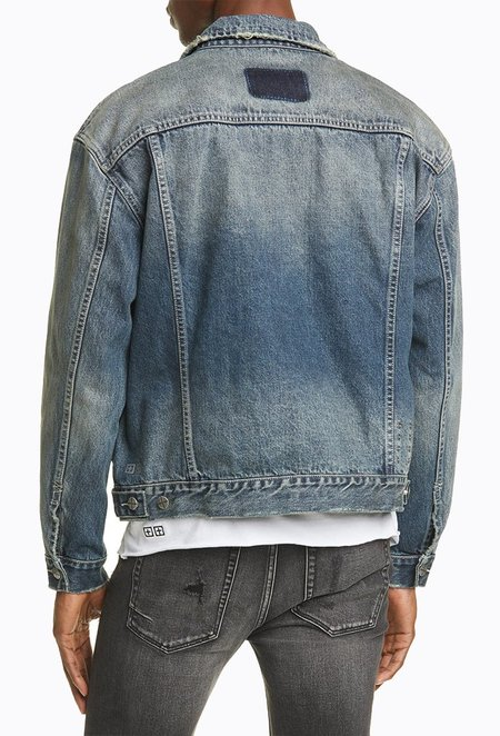 Ksubi Oh G Jacket Kulture - Denim