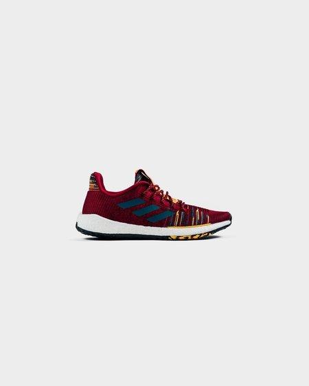 Adidas Statement Pulseboost HD X Missoni - Burgundy / Mineral / Black