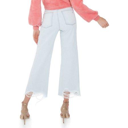DL 1961 Hepburn High Rise Wide Leg Pant - Palermo