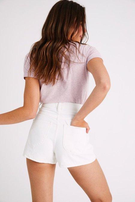Rollas Vintage Dusters Short - White