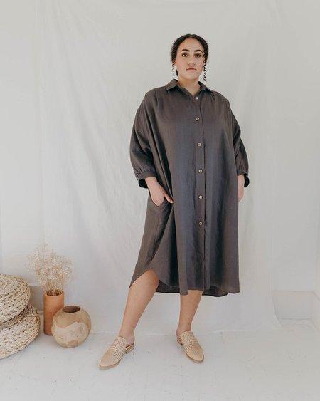 Esby Viola Dress in Ash