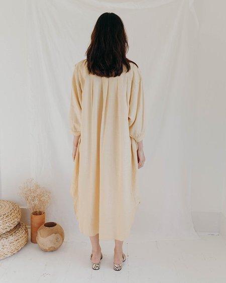 Esby Viola Dress in Creme Brulee