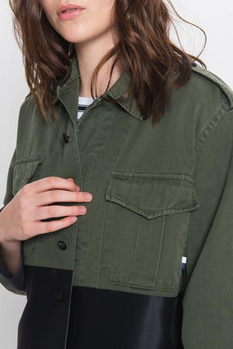Harvey Faircloth - Field Jacket in Olive