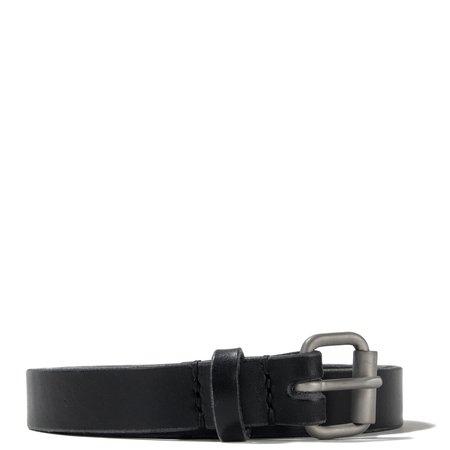 Alterior Narrow Belt - Black