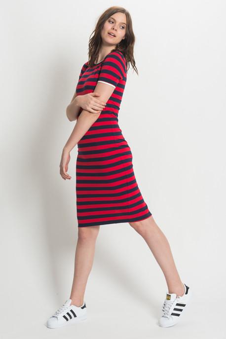 Harvey Faircloth - Fitted T-Shirt Dress