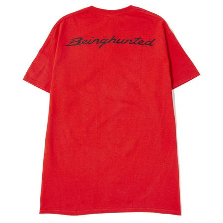 BEINGHUNTED 324 T-shirt - Red