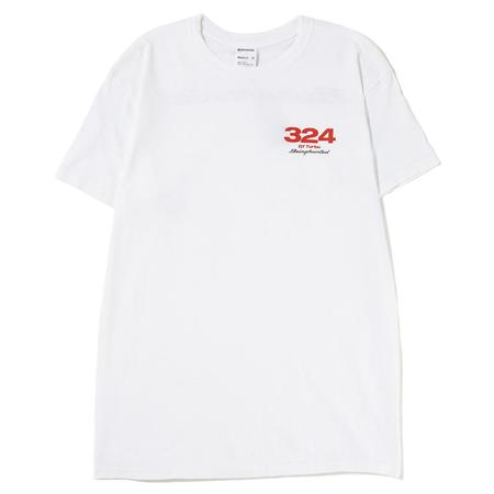 BEINGHUNTED 324 T-shirt - White