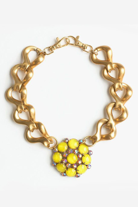 Rocaille - Flora IV Necklace