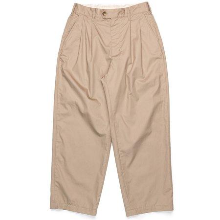 Engineered GarmentsHigh Count Twill Emerson Pant - Khaki