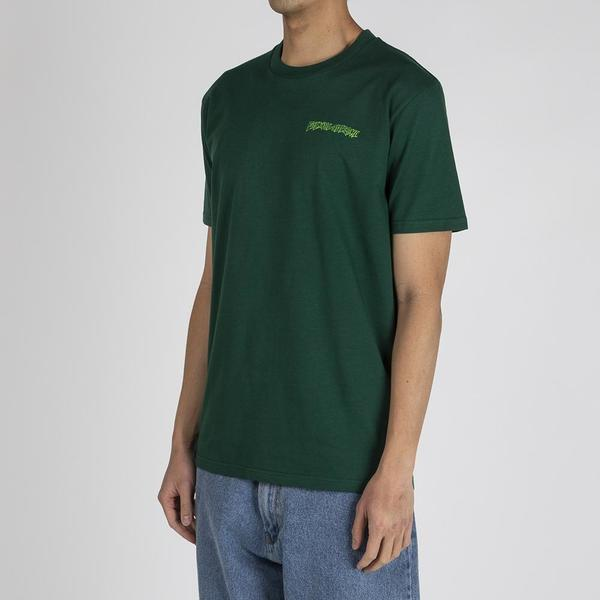 Fucking Awesome Finis T-shirt / Dark Green