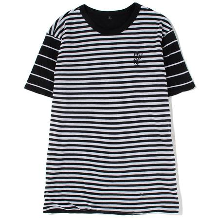 HUF Fuck It Reversible Knit T-shirt - Black