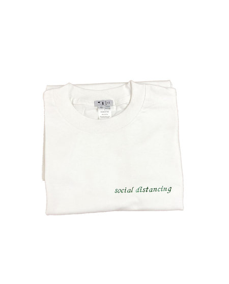 House of 950 embroidery tee shirt social distancing