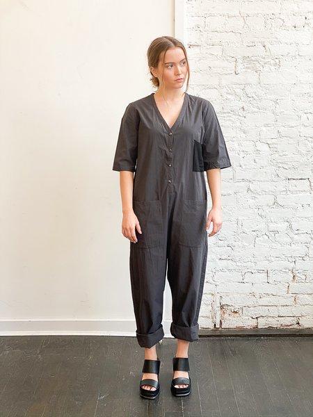 Elsa Esturgerie Combination Jumpsuit - Carbon