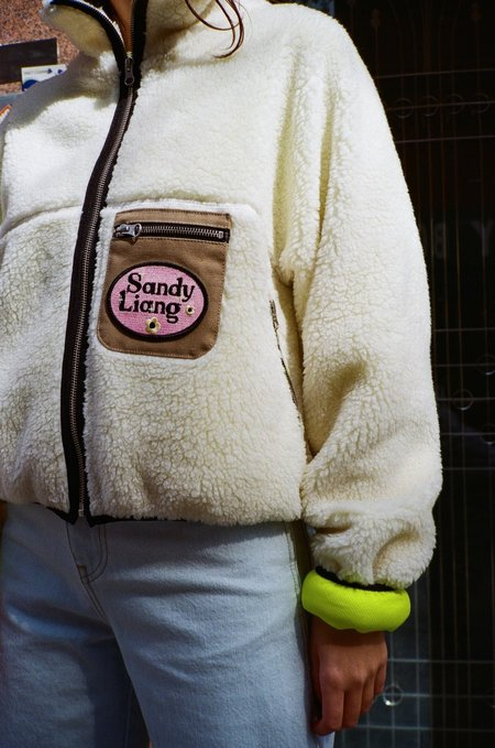 Sandy Liang Sarnie Fleece