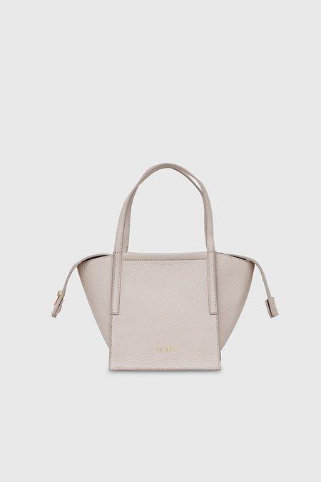 Yu Mei 3/4 Milly Bag - Shortbread