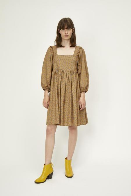 Just Female Merle Dress - Khaki